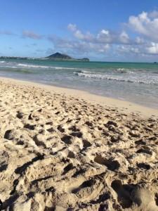sand Kailua