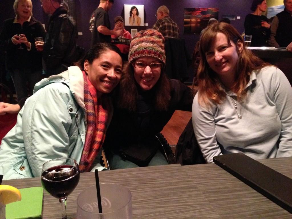Nadine, Alanna, Sheri